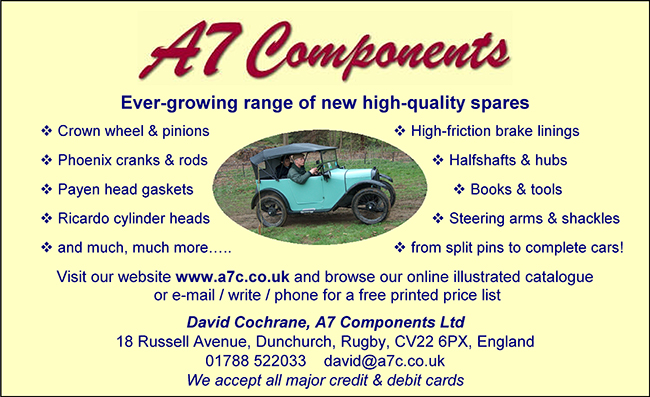 A7components Advert